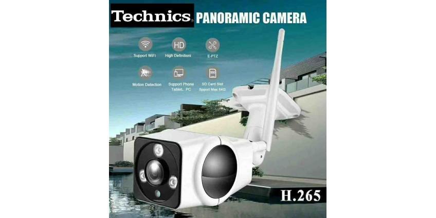 مزایا و مشخصات دوربین بولت  WIFI IP 3D Panaromic