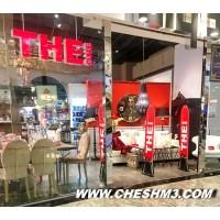 دزدگیر فروشگاهی -  دزدگیر لباس - گیت فروشگاهی جفت آنتن RAKO-PX300